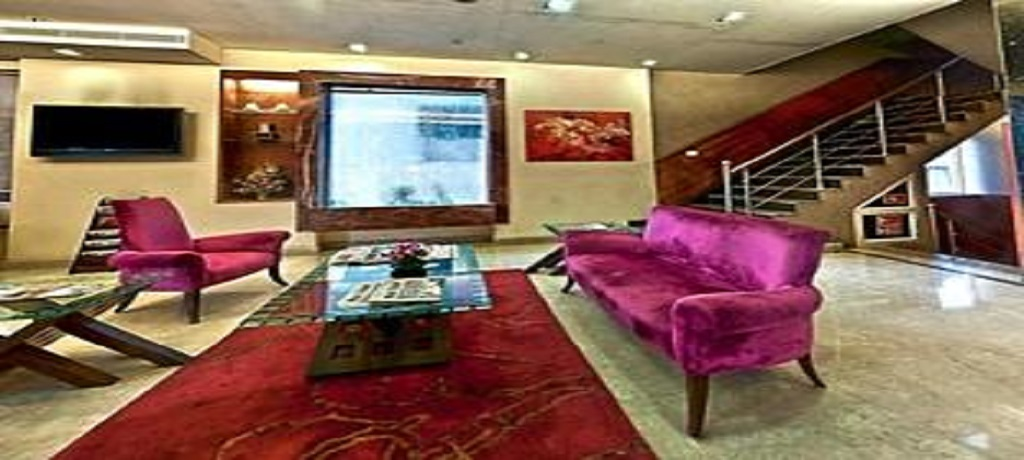 The Quality Inn Bliss Hotel in Gurgaon, India