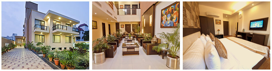 Hotel Angel Slider, Gurgaon