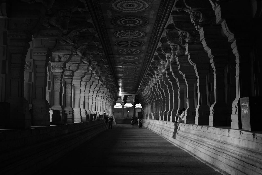 Ramanathaswamy Temple - Rameshwaram