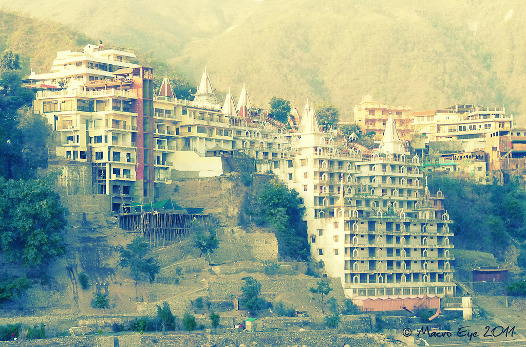 Rishikesh - MacroEye @Flickr