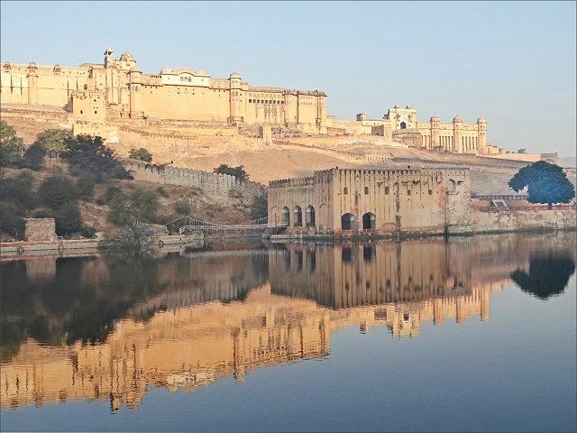 Amber-Fort-Rajasthan