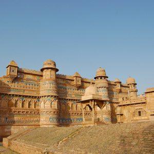 Gwalior Fort-Madhya Pradesh