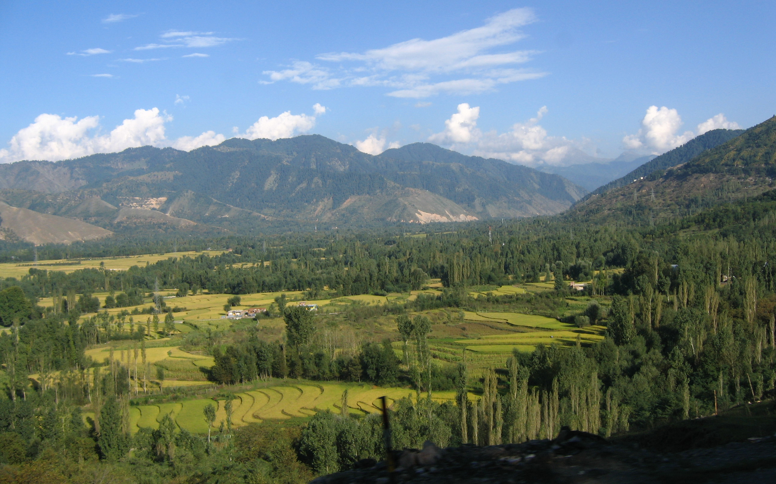 Jammu & Kashmir- destinations-in-India
