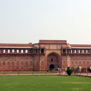 Jahangiri Mahal Agra-fort