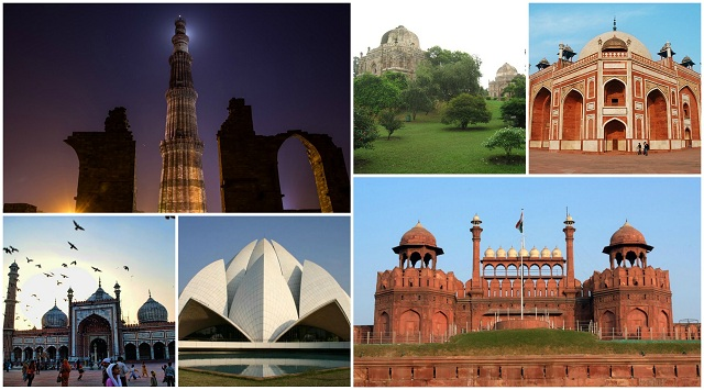 Place to visit in delhi india
