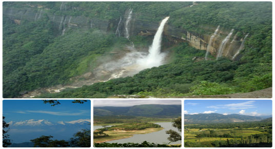 Top 10 Mountain Destinations in India