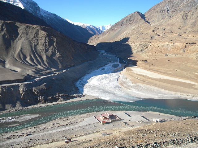 Chadar Trek or Zanskar Frozen River Trek