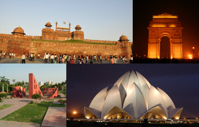 Delhi-Places to Visit in North India