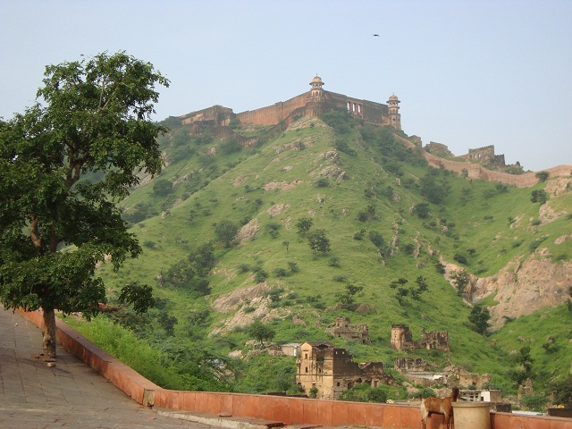 Jaigarh Fort-jaipur