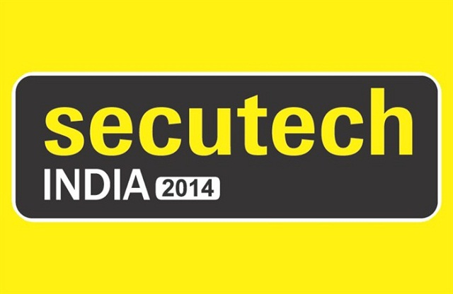 Secutech India 2014 event