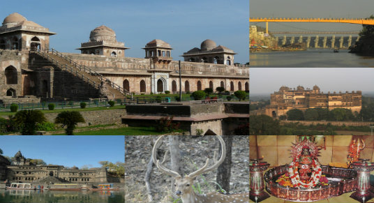 Tourist Places In Madhya Pradesh
