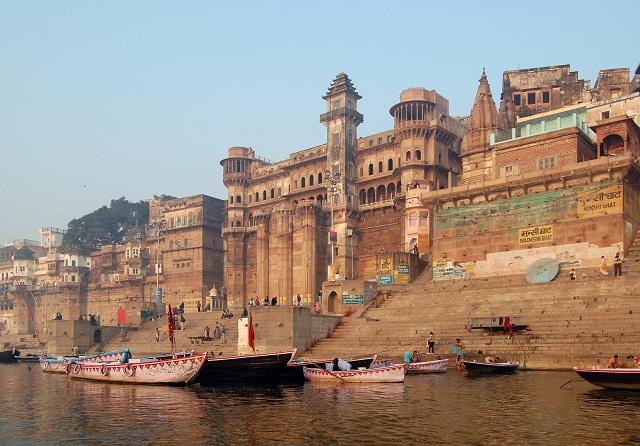 Varanasi_Munshi_Ghat