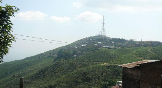 kurseong tourism