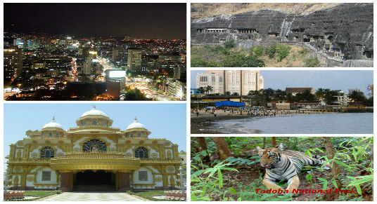 maharashtra tourist places