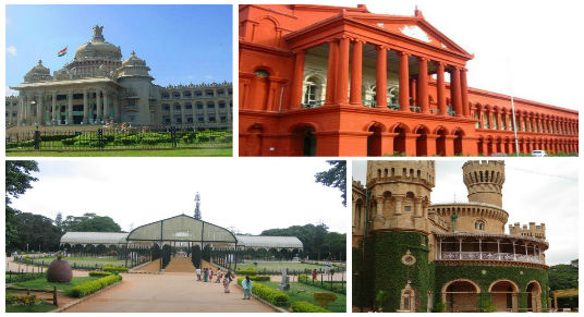 Places to visit in Bangalore- Live in the Lively IT City