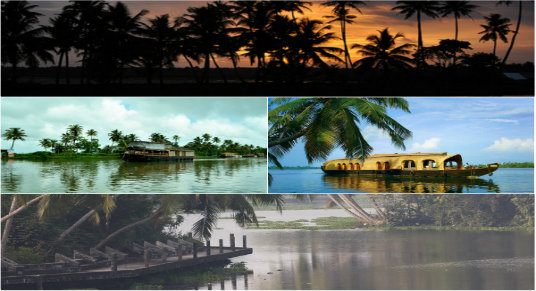 Top 5 Backwaters of Kerala- Attractive Tourist Destination