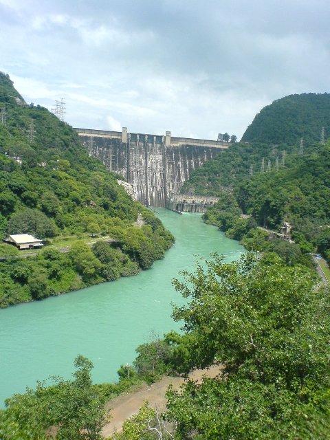 Bhakra Nangal Dam
