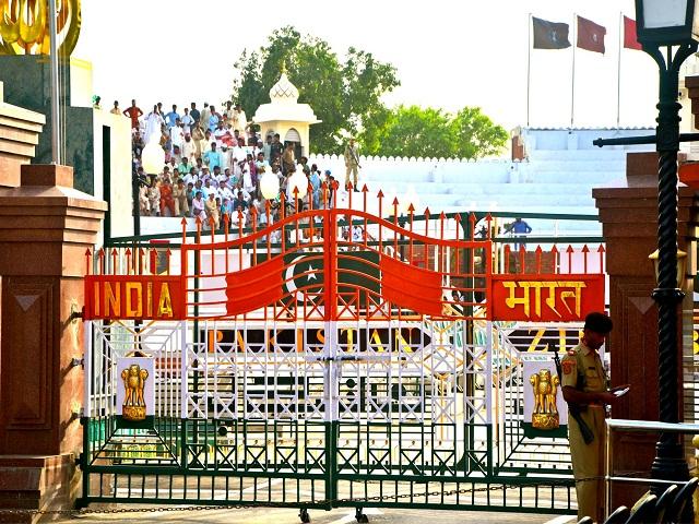 Wagah Border Ceremony-Amritsar