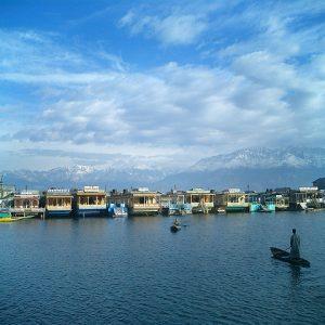 dal lake-Srinagar