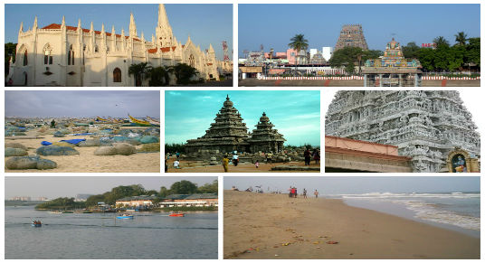 Top 8 Places to Visit in Chennai, the Cultural Capital!