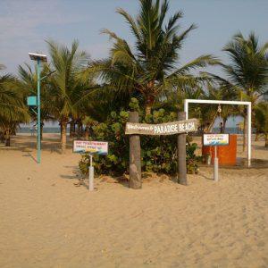 Paradise Beach-Pondicherry