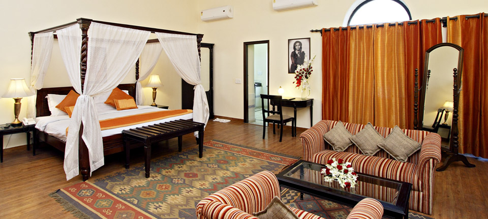 Ranbanka Palace Rooms