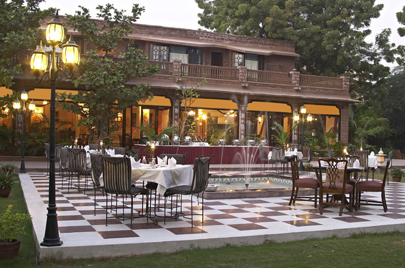 The Jodhana lounge
