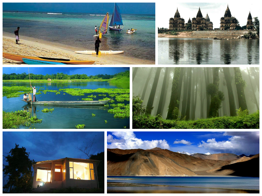 Jaw Dropping Offbeat Destinations in India