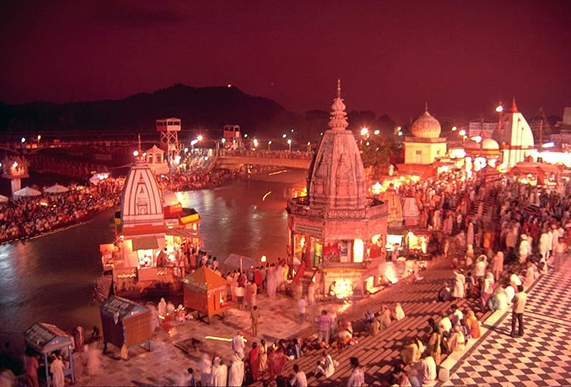 Top Spiritual Destinations India-1